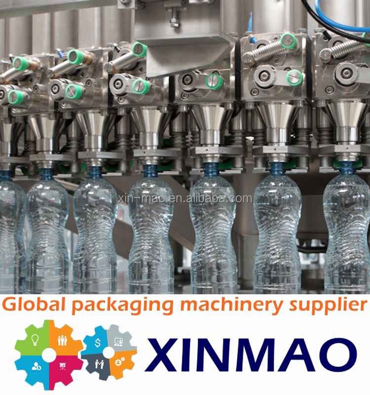 shrink wrapping machines for bottled water, mineral water machine price, plastic bottle small filling machine