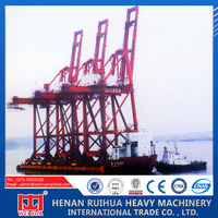 STS crane ship to shore container crane for sale