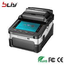3 in 1 Hot Optical Fiber Fusion Splicer FTTH life warranty Fiber Optic Splicing Machine for SM, MM, pigtail, multi fiber cables