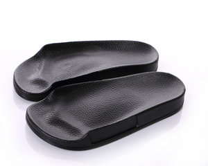 (High) 저 (density eco friendly pu 고무 밑창 slipper 샌들 PVC 및 EVA material 밑창에 신경 좀 available