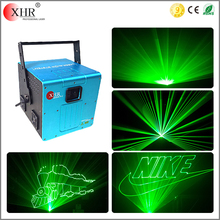 532nm green animation laser light disco green laser 5000mw
