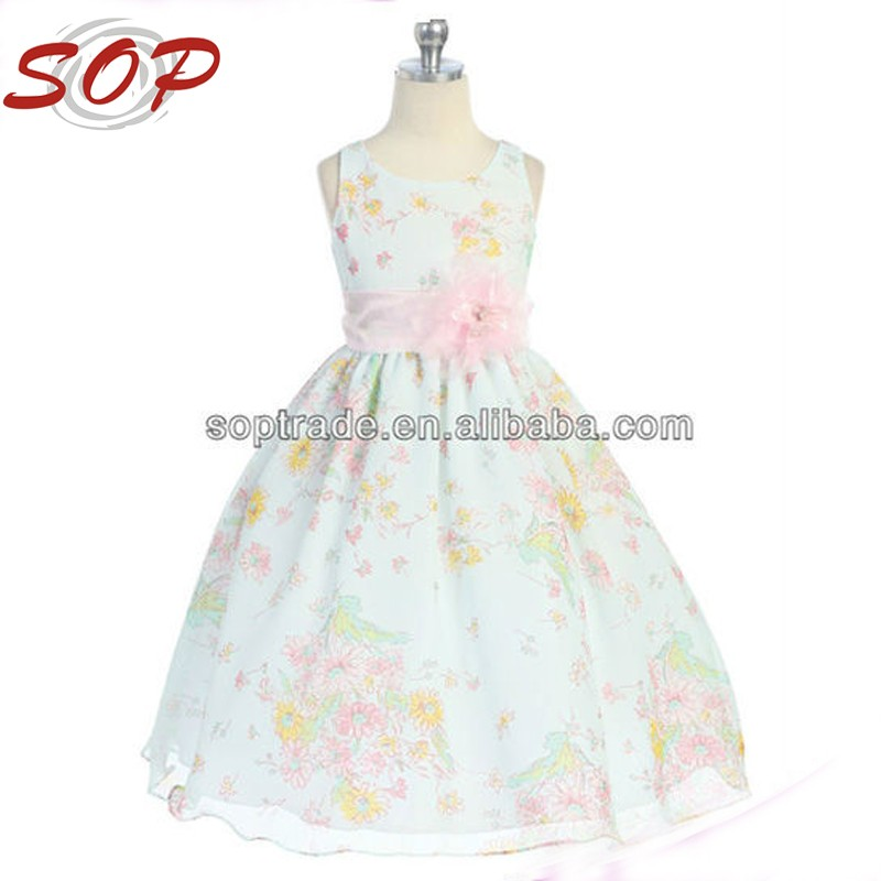 long girls puffy tulle white dresses sweet flower girls dress
