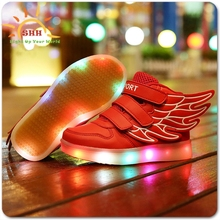 Factory Wholesale Popular Shoes Kids Led For party Showing Party Special Show