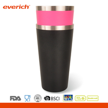 Double wall stainless steel 304 eco-friendly 16oz pint