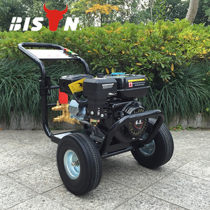BISON Zhejiang Home Use High Pressure Car Washer, Price for Portable Gasoline Pressure Washer
