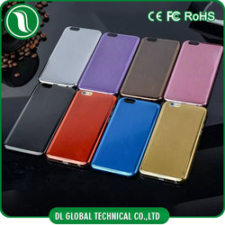 whole titanium alloy metal body phone case with brushed surface cover for iphone 5 case