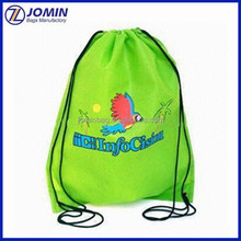 China factory promotion Wholesale gym bag gym sack bag, cheap plastic drawstring bag