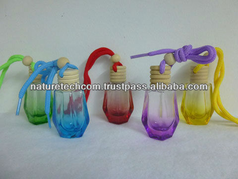 CAR PERFUME BOTTLES :NEW DESIGN