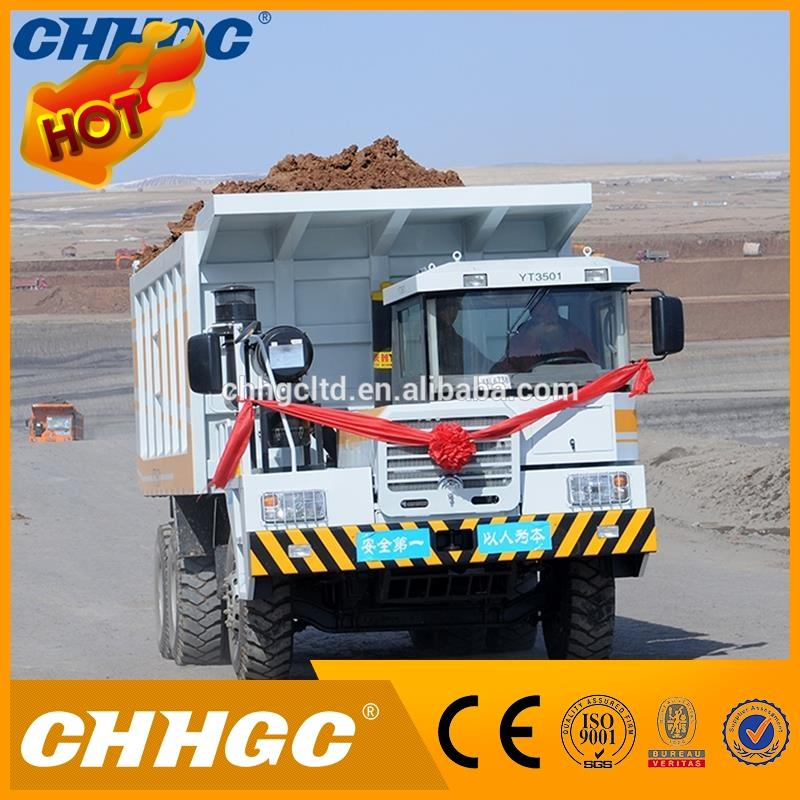 32 Ton Engineering Dump Truck, Coal Mining Dumper