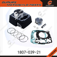 for HONDA white and black CBF 150 150CC engine cylinder head