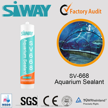 For Aquarium Repair Glass Bonding Silicone Sealant Black