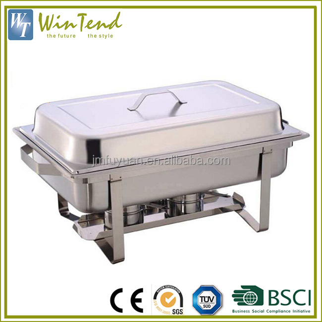 Kitchen equipment high capacity industrial fried chicken hot food display warmers