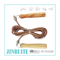 Unique high quality electronic LED digital count skipping jump rope/skipping rope/jump rope