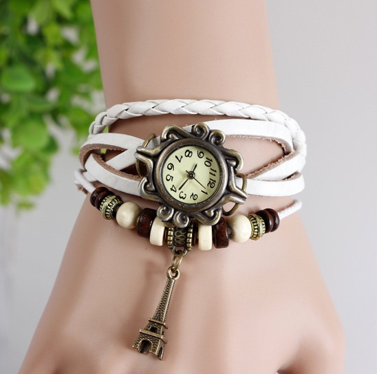 Vogue of new fund of 2014 tower women's Roman style restoring ancient ways of punk han edition female bracelet watches