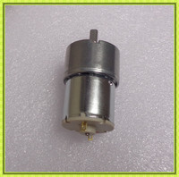 lightweight 37mm diameter gearbox small Long life high torque low rpm battery operated 6v 12V bbq grill dc gear motor