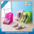 Encai New Design Colorful Boots Storage Bag Waterproof Winter Shoes Pouch With PVC Window