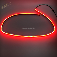 48inch red colors multi function led tail light for truck trailer