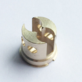 Customized Design OEM Metal CNC Machining Brass Precision CNC Milling