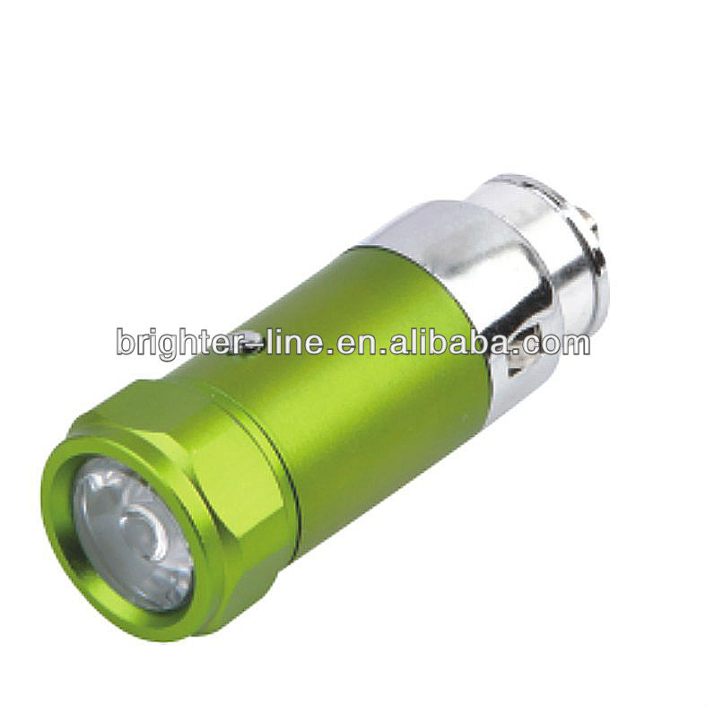 Car LED Plug Rechargable Light