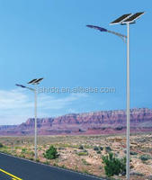 6m-12m OEM Long-Life Solar Street Lamp for Solar Lamp With High Cost Efficiency from Authoritative Maufacturers
