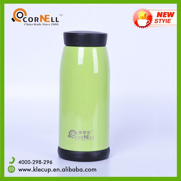New Hot Selling Double Wall Vacuum Flask Stainless Steel Thermos Bowling shape