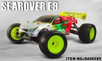 2015 Hot 1/8 Electric High Speed buggy 4wd rc car with hydraulics
