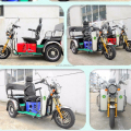 Tricycle for disabled people, with Passenger Seat