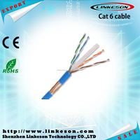 Cat 6 Cable Network Cable 24AWG Cat5/Cat5e/Cat6/Cat7/ Utp/Ftp/Stp/Sftp