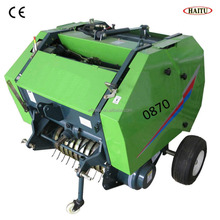 Hot Sale Mini Round Hay Baler For Tractor