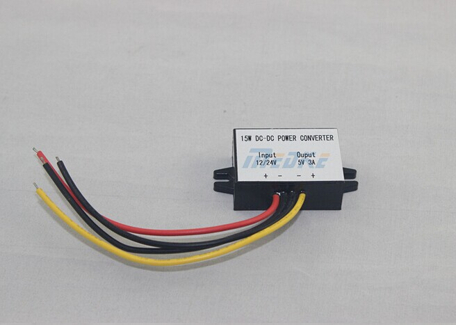 China Factory DC DC 12V To 5V 40W Buck Converter For Car Power Supply