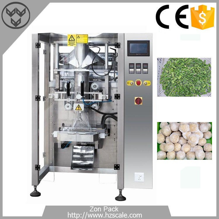 Automatic new fruit and vegetable packing machine