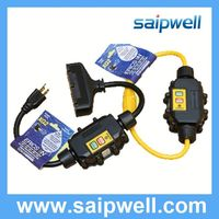 10A 15A 20A GFCI Switched Power