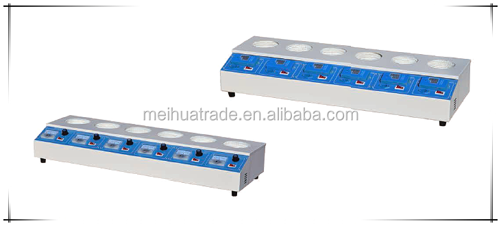 two rows 1000ml laboratory electric mantle heater, heating mantle for sale