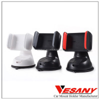 VESANY heavy mobile phone and gps navigator supported rotational group car holder for smartphone