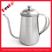 Pour Over Coffee & Tea Drip Kettle Hand drip coffee / tea kettle stainless steel 304