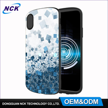 Free sample technology theme design custom logo IMD tpu printing cell phone case for iphone 8 cover