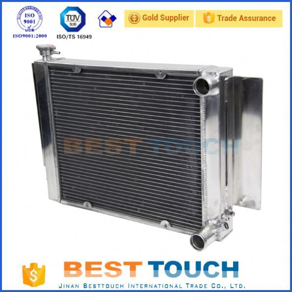 Oversized Alumium oem bus radiators for renault 5 gt