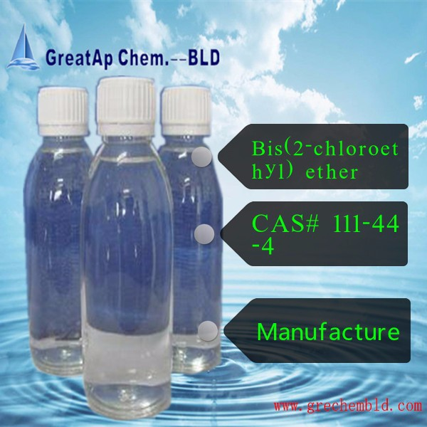 Raw Material For Water Treatment Chemicals 2,2'-Dichlorodiethyl Ether CAS NO.111-44-4