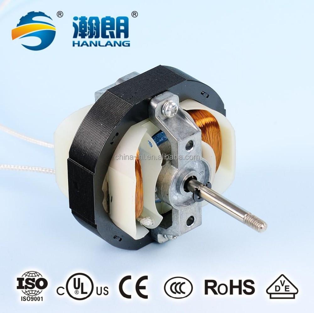 Yj58 Shaded Pole Fan Electric Motor Buy Small Electric