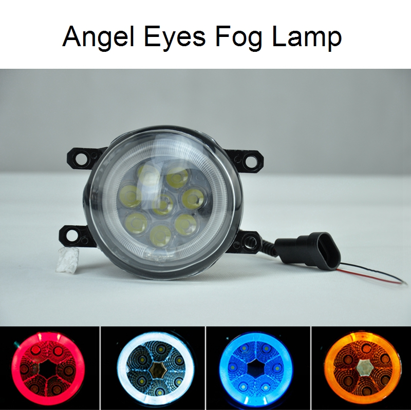 LED Fog Light Factory Selling 24W Led Auto Car Fog Lamp For 2011-2013 Lexus IS250 IS350