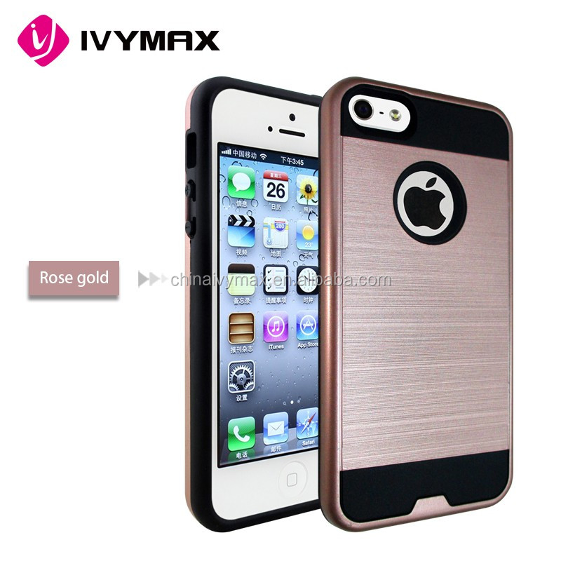 For iphone 5se anti shock proof smartphone case covers accessories