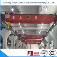 mines used double beam bridge travelling cranes