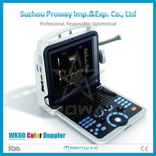 PRUS-WK60 Color Doppler Ultrasound Portable Laptop Ultraound Machine for Pregnancy
