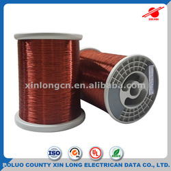 ISO Approved EI/AIW Polyamide-imide Class 200 Enamel Coated Copper Wire
