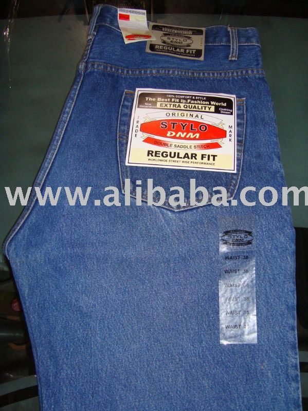 Sell: MENS FIVE POCKETS DENIM PANTS -AAS LEFT OVERS, STOCK LOTS, EXPORTERS SUPPLIERS USA CANADA UK GERMANY FRANCE ITALY AFRICA