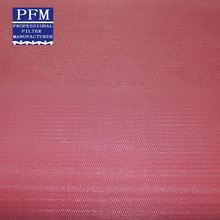 flat yarn designer polyester dryer woven mesh screen fabric for paper making machinery