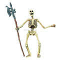 custom make plastic Skeleton Soldiers Simulated Human Skeleton Figure