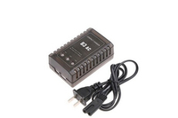 F08473 B3 AC LiPo 3S Battery Balance Charger Compact Charger Built-in adapter for RC Helicopters
