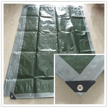 vinyl air conditioner cover flame retardant canvas tarp with CE certificate
