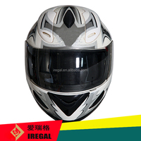 DOT& ECE single visor best selling motorcycle helmet for wholesale